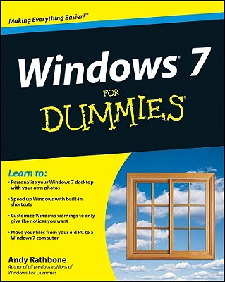 Windows 7 for Dummies, Andy Rathbone