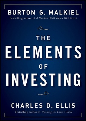 Image for ELEMENTS OF INVESTING