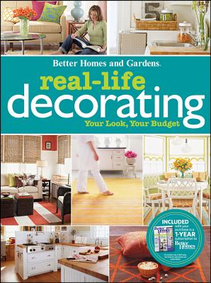 Image for Real-Life Decorating (Better Homes & Gardens Decorating)