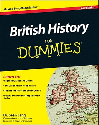 Image for British History For Dummies