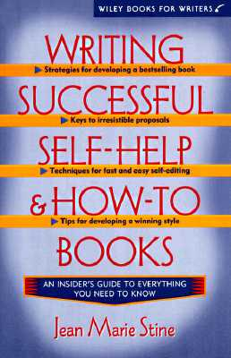 Image for Writing Successful Self-Help and How-To Books (Wiley Books for Writers Series)