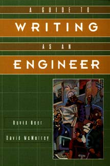 Image for A Guide to Writing as an Engineer