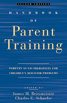 Image for Handbook of Parent Training: Parents as Co-Therapists for Children's Behavior Problems