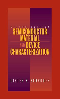 Image for Semiconductor Material and Device Characterization