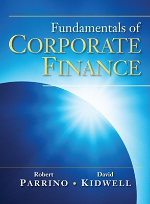 Image for Fundamentals of Corporate Finance