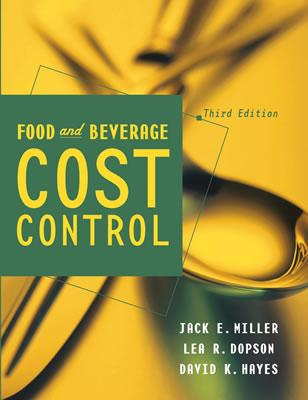 Image for Food and Beverage Cost Control