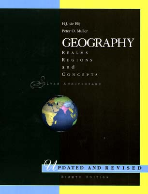 Image for Geography: Realms, Regions, and Concepts, 8E, Update