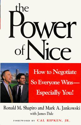 Image for The Power of Nice