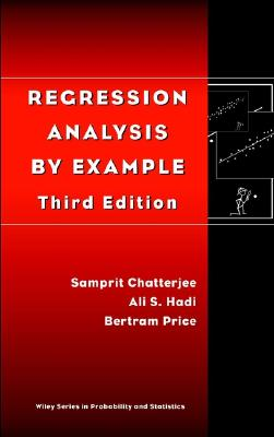 Image for REGRESSION ANALYSIS BY EXAMPLE: THIRD EDITION