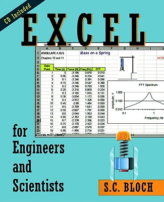 Image for Excel for Engineers and Scientists