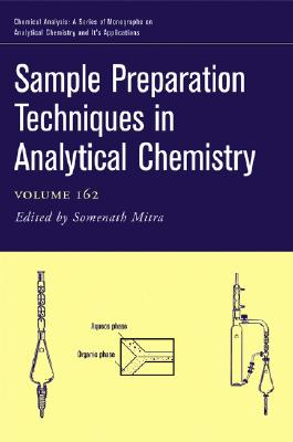 Image for Sample Preparation Techniques in Analytical Chemistry