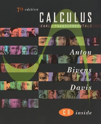Image for Calculus - Early Transcendentals