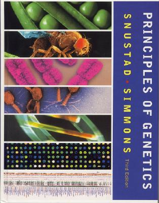 Image for Principles of Genetics
