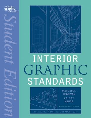 Image for INTERIOR GRAPHIC STANDARDS STUDENT EDITION