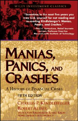 Image for Manias, Panics, and Crashes: A History of Financial Crises