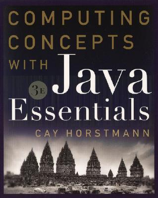 Image for Computing Concepts with Java Essentials