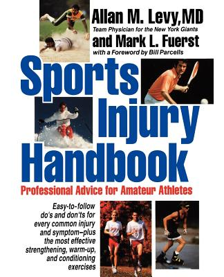 Image for Sports Injury Handbook: Professional Advice for Amateur Athletes