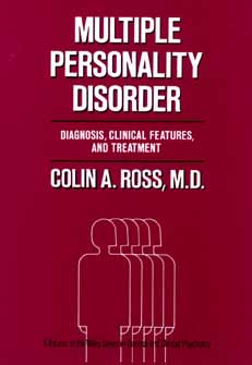 Image for Multiple Personality Disorder: Diagnosis, Clinical Features, and Treatment; a Volume in the Wiley Series in General and Clinical Psychiatry
