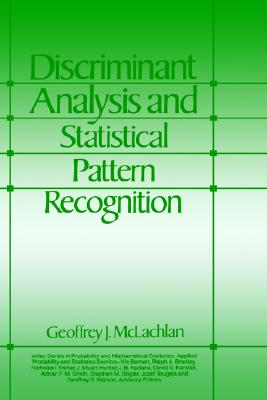 Image for Discriminant Analysis and Statistical Pattern Recognition
