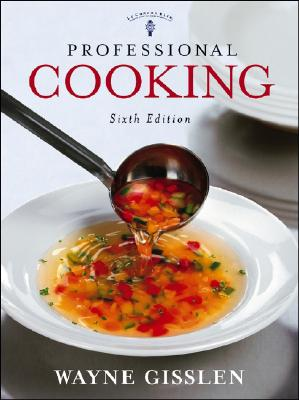 Image for PROFESSIONAL COOKING 6th Edition  With CD-Rom