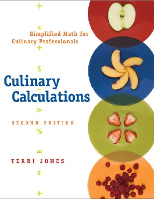 Image for Culinary Calculations: Simplified Math for Culinary Professionals