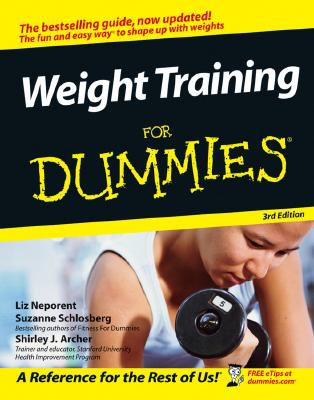 Image for Weight Training For Dummies