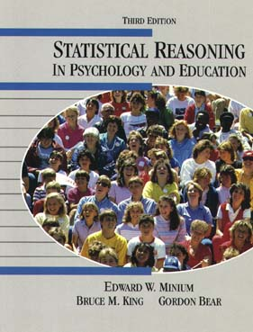 Image for Statistical Reasoning in Psychology and Education
