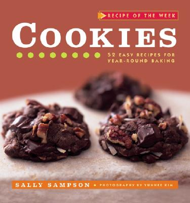 Image for COOKIES 52 EASY RECIPES FOR YEAR-ROUND BAKING