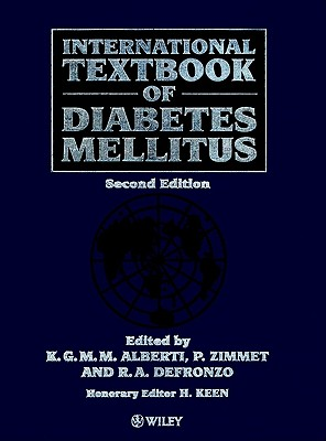 Image for INTERNATIONAL TEXTBOOK OF DIABETES MELLITUS SECOND EDITION, VOLUME II ONLY