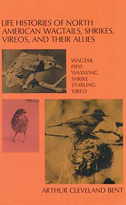 Image for Life Histories of North American Wagtails, Shrikes, Vireos, and Their Allies