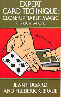 Image for Expert Card Technique: Close-Up Table Magic
