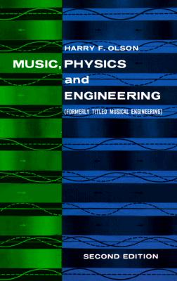 Image for Music, Physics and Engineering (Dover Books on Music)
