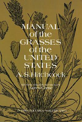 Image for Manual of the Grasses of the United States Volume 2