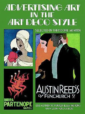 Image for Advertising Art in the Art Deco Style (Picture Archives)