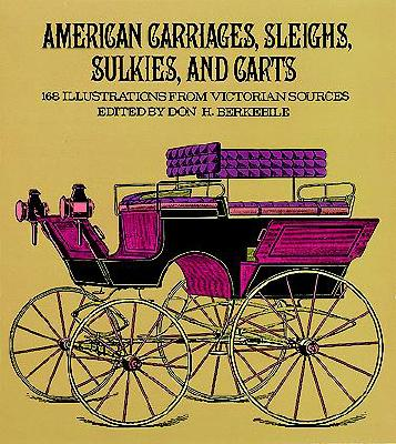 Image for American Carriages, Sleighs, Sulkies and Carts