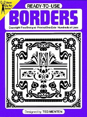 Image for Ready-to-Use Borders (Dover Clip Art)