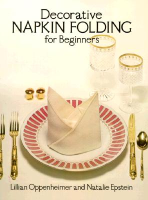 Image for DECORATIVE NAPKIN FOLDING FOR BEGINNERS