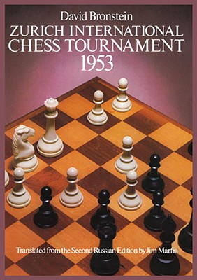 Image for Zurich International Chess Tournament, 1953 (Dover Chess)