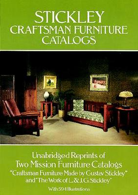 Image for STICKLEY CRAFTSMAN FURNITURE CATALOGS