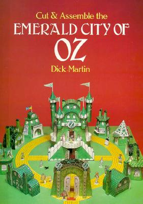 Image for Cut & Assemble the EMERALD CITY OF OZ