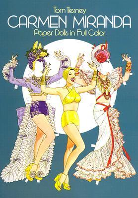 Image for Carmen Miranda Paper Dolls
