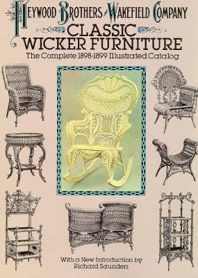 Classic Wicker Furniture, Heywood Brothers