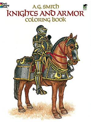 Image for Knights and Armor Coloring Book (Dover Fashion Coloring Book)