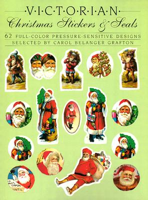 Image for Victorian Christmas Stickers and Seals: 62 Full-Color Pressure-Sensitive Designs