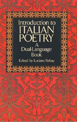 Image for Introduction to Italian Poetry: A Dual-Language Book