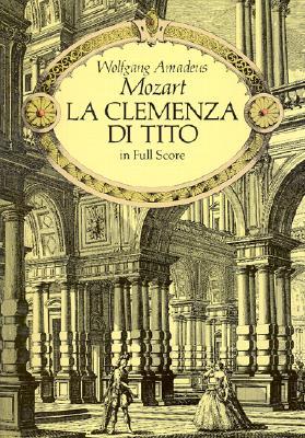 Image for La Clemenza di Tito in Full Score