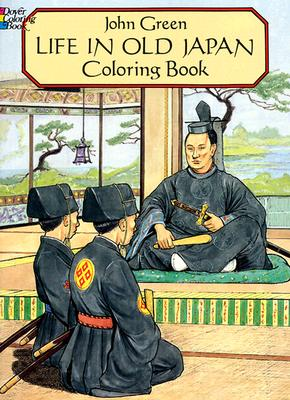 Image for Life in Old Japan Coloring Book (Dover Pictorial Archive Series)