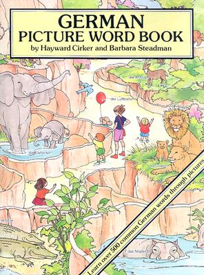 Image for German Picture Word Book