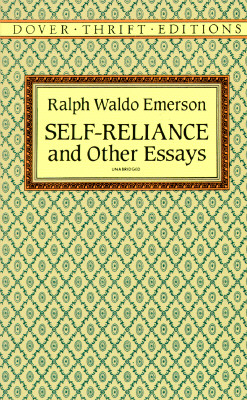 Image for Self-Reliance and Other Essays (Dover Thrift Editions)