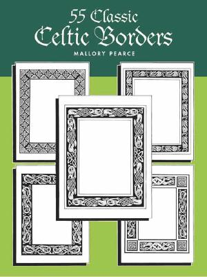 Image for 55 Classic Celtic Borders
